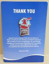CARNIVAL Cruise Line GLORY 2013 Platinum VIP/VIFP Club Past Guest Pin-NEW