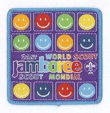 2007 World Scout Jamboree OFFICIAL LEADERS PARTICIPANTS JAMBOREE AWARD Patch