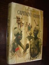 LES ENFANTS DU CAPITAINE GRANT - Jules Verne 1966 - Ed. Lidis - Ill. M. Grimaud