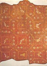 BR75598 roman painted plaster ceiling   verulamium  postcard  uk