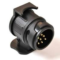 Wasserdicht 13 polig zu 7 polig Elektro PKW Anhängerkupplung Steckdose Adapter