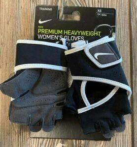 Brand New $25 NIKE Premium Heavyweight Women's Training/Lifting Gloves Size XS