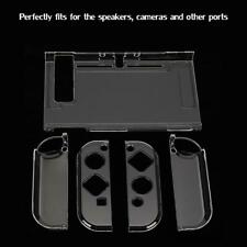 Transparent Hard Case Protective Cover Shell for Nintendo Switch Console