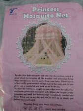 Adorable Twinkle Star Princess Mosquito Net With Star Decoration