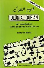 Ulum Al-Quran Introduction to the Sciences of the Qur'an(200 P)