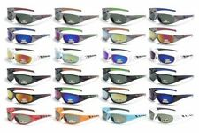 Gradient Plastic Frame 100% UV400 Sunglasses for Men