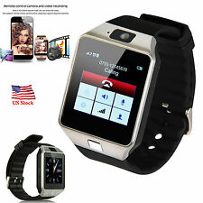 Bluetooth Wrist Smart Watch Phone Mate For Android Samsung Galaxy A3 A5 A7 A8 A9