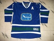 VINTAGE STYLE VANCOUVER CANUCKS RYAN KESLER HOCKEY JERSEY YOUTH EX LARGE PERFECT