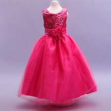 Robes de demoiselle d'honneur rose sans manches