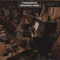 Thelonious Monk - Underground LP 180 Gram Audiophile Vinyl Album - JAZZ Record