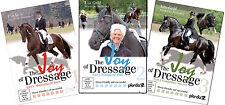Joy of Dressage Combo Pt 1,2&3