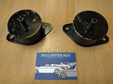 MG MGB GT Rubber Bumper Engine Mounts (2 mounts) BHH1621 x 2