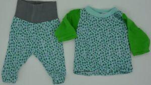 Dawanda Baby Handmade Set Hose Shirt Größe 50 56 newborn