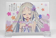 Anohana The Flower We Saw That Day official Mini Clear File Folder Menma