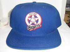 Vintage 1990s Gastonia Rangers Baseball Cap - New Era Snapback hat NEW