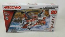 Meccano Aerial Rescue Building Sets 406 Pieces 8+