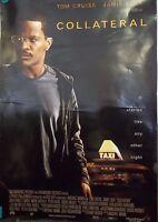 "2004 Collateral - Jamie Foxx - 27"" x 40"" Original Movie Poster"