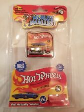 "ERROR Card Hot Wheels World's Smallest Mini Green Twin Mill 1"" Diecast"