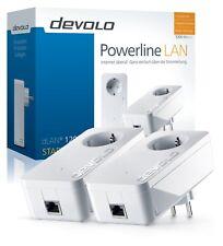 Devolo dLAN 1200+ Starter Kit - PowerLine Netzwerkadapter - Wie neu - Händler