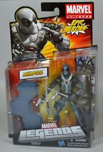 Marvel Legends Deadpool X-Force costume Epic Heroes series new sealed