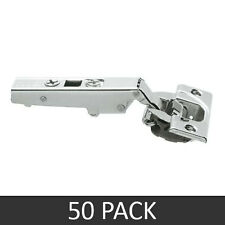 50 Pack Blum CLIP top BLUMOTION 110° Full Overlay, Screw-on Hinge - 71B3550