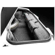 Mazda MX5 Mk1 Boot lid 3 storage pocket pods Each has 2 locks Nylon 1989-1997