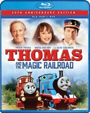 Thomas and The Magic Railroad 20th Anniversary Edition & Blu-ray