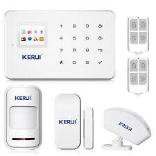 Antifurto Allarme Casa Kit Wireless Senza Fili Controllabile da Cellulare APP