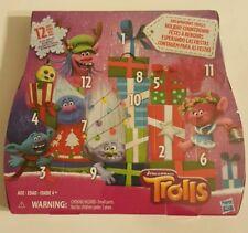 Trolls Holiday Countdown Advent Calendar Holiday Season Kids Play Activity New
