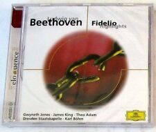 FIDELIO - Highlights - JONES / KING - BOHM - CD Sigillato