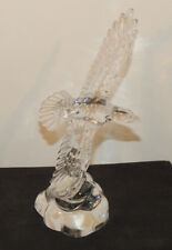 Princess House 24 Percent lead Crystal Eagle Wonders of the Wild (m1)