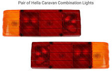 2 Avondale Caravan Hella Rear Light/lamps Arrow/Mayfly/Orestes/Sport/Ulysses