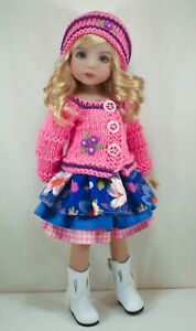 Outfit for Effner Little Darlings Doll 13