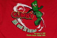 """""""Gumby 5/10K Run 2013"""" Sport T-Shirt –Participant Limited Item(S)"""