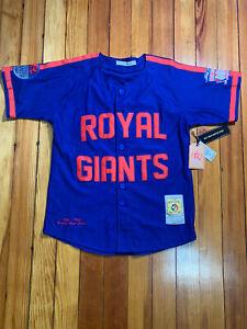 Negro League Brooklyn Royal Giants Jersey, Size S, NWT! Head Gear Classics! #42