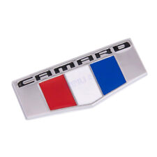 CAMARO Car Body Fender Rear Emblem Nameplate for Chevrolet Camaro SS RS ZL1 Z/28