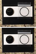 Lot of 2 Battery Kits for Suunto Vector, Advizor, Atimax & Yachtsman Watches
