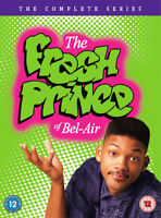 The Fresh Prince of Bel-Air: The Complete Series DVD (2016) Will Smith cert 12