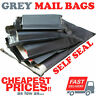 Extra Large Grey Mailing Bags Strong Parcel Bags Poly Postal Bags UK SELLER