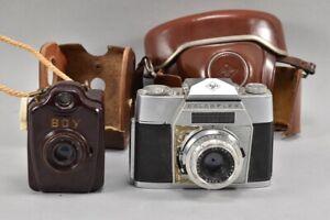 k63o27- Agfa Colorflex Fotokamera & Fotokamera Zubehör