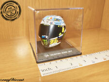 VALENTINO ROSSI MOTO-GP AGV 2017 HELMET PRESEASON 1/5  MONSTER GoPro CASCO GP