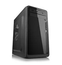 Dynamode gc783 lockstock MICRO ATX CASE PC NERO con USB 3.0 - NO PSU