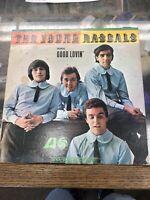 The Young Rascals Original Vinyl Record LP O-102