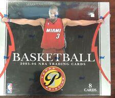 2005-06 05-06 TOPPS prístina Baloncesto NBA Hobby duro paquete sellado de fábrica