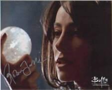 BUFFY ANGEL ROBIA LaMORTE Jenny Calendar # 2 hand signed