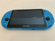 Sony PlayStation Vita 2000 Blue With AC Charger ***Ships from USA***