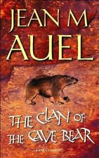 The Clan of the Cave Bear (Earth's Children) By Jean M Auel. 9780340268834