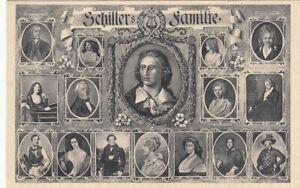 Friedrich Schiller's Familie ngl F1201