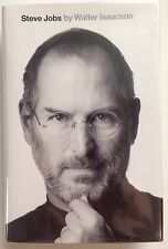 Steve Jobs - Walter Isaacson - PRISTINE Hardcover First Edition - 2011