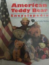 American Teddy Bear Encyclopedia Book  Fabulous Historical Book on Teddy Bears